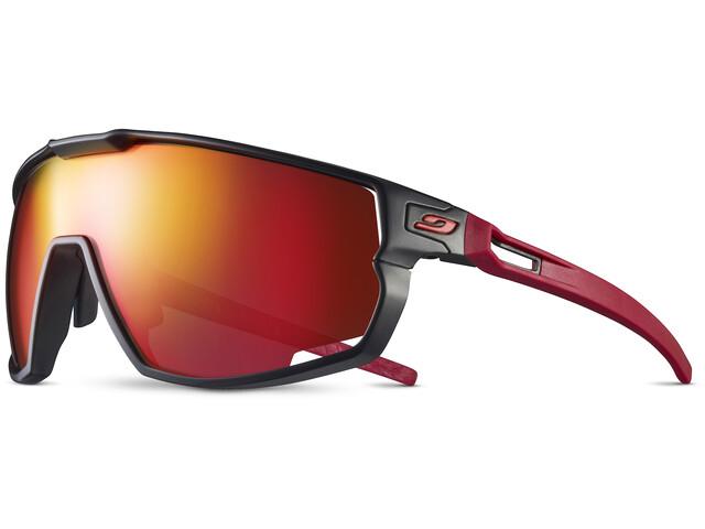 Julbo Rush Spectron 3 Sunglasses, black/red